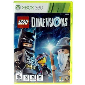 LEGO Dimensions Video Game for Microsoft Xbox 360