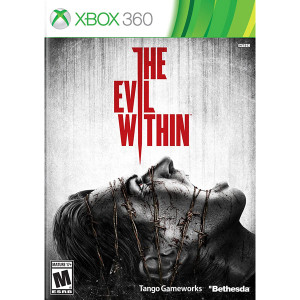 The Evil Within Video Game for Microsoft Xbox 360
