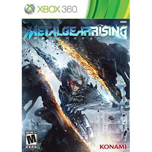Metal Gear Rising Revengeance Video Game for Microsoft Xbox 360
