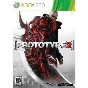 Prototype 2 Video Game for Microsoft Xbox 360