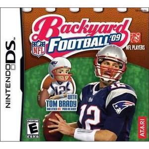 Backyard Football '09 Video Game for Nintendo DS