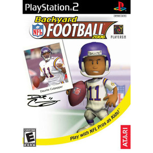 Backyard Football 2006 Video Game for Sony PlayStation 2