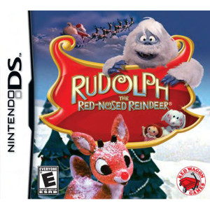 Rudolph The Red-Nosed Reindeer Video Game for Sony PlayStation 2