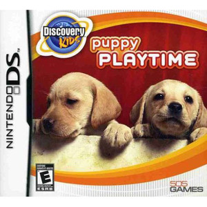 Puppy Playtime Video Game for Nintendo DS
