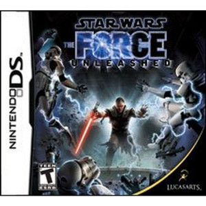 Star Wars The Force Unleashed II Video Game For Nintendo DS