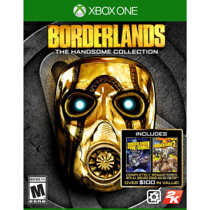 Borderlands The Handsome Collection Video Game For Microsoft Xbox One
