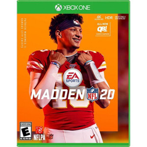 Madden 20 Video Games For Microsoft Xbox One