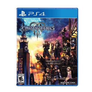 Kingdom Hearts III Video Game For Sony PlayStation 4