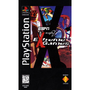 ESPN Extreme Games Video Game For Sony PS1