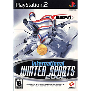 International Winter Sports 2002 Video Game For Sony PS2