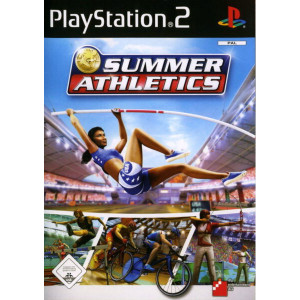 Summer Athletics The Ultimate Challenge Video Game For Sony PS2
