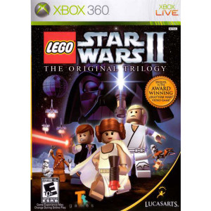 Lego Star Wars II The Original Trilogy Video Game For Microsoft Xbox 360