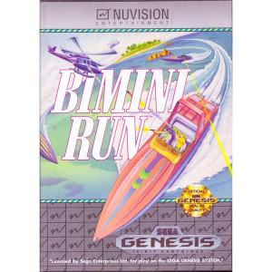 Bimini Run - Empty Genesis Box