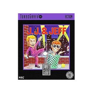 J.J. & Jeff NEC Home Electronics Turbo Grafx 16 Video Game For Sale | DKOldies
