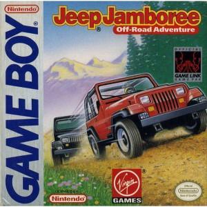 Jeep Jamboree Off-Road Adventure Video Game For Nintendo GameBoy