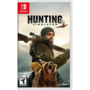 Hunting Simulator Video Game for Nintendo Switch