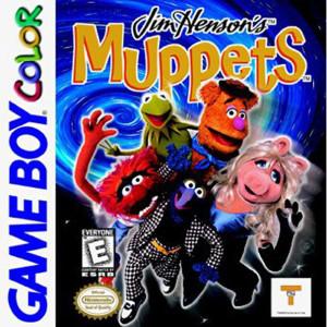 Jim Henson's Muppets Video Game For Nintendo GBC
