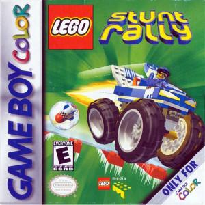 Lego Stunt Rally Video Game For Nintendo GBC