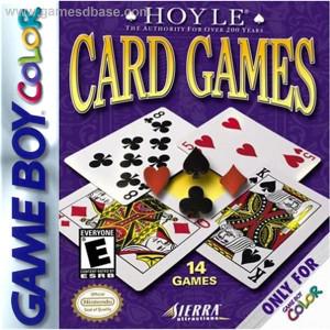 Hoyle Card Games Video Game For Nintendo GBC