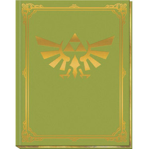 Legend of Zelda A Link Between Worlds Collector's Edition Strategy Guide For Nintendo 3DS