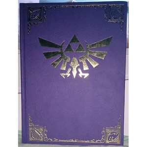 Legend of Zelda: Ocarina of Time 3D Collector's Edition Strategy Guide For Nintendo 3DS