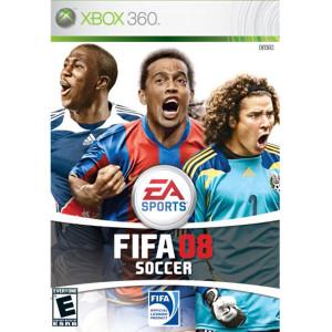 Fifa Soccer 08 Video Game For Microsoft Xbox 360