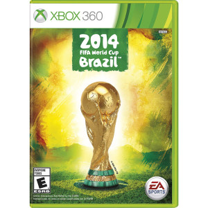 2014 Fifa World Cup Brazil Video Game For Microsoft Xbox 360