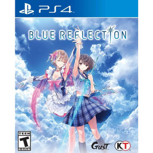Blue Reflection Video Game For Sony PS4