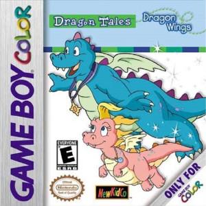 Dragon Tales Dragon Wings Video Game For Nintendo GBC