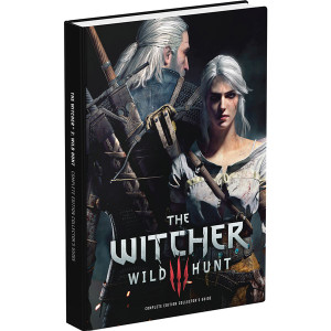 Witcher 3: Wild Hunt Complete Edition Collector's Edition For Sony PS4 and Microsoft Xbox One