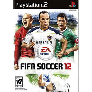 FIFA Soccer 12 Video Game for Sony PlayStation 2