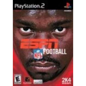 ESPN Football Video Game For Sony PS2