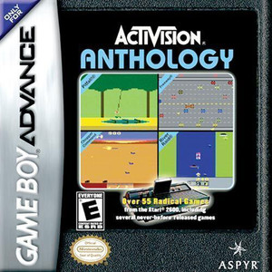 Activision Anthology Complete Game For Nintendo GBA