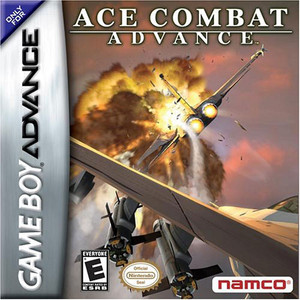 Ace Combat Advance Complete Game For Nintendo GBA