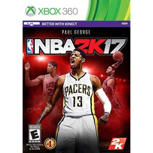 NBA 2K17 Video Game For Microsoft Xbox 360