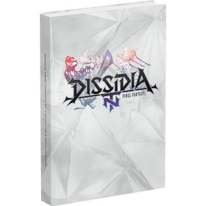 Dissidia Final Fantasy NT Collector's Edition Guide For Sony PS4