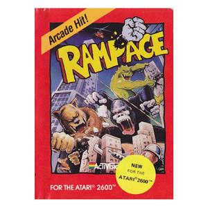 Rampage - Atari 2600 Game