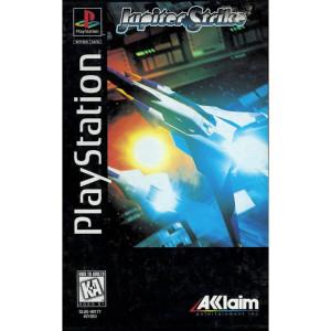 Jupiter Strike Video Game For Sony PS1