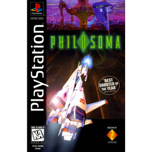 Philosoma Video Game For Sony PS1