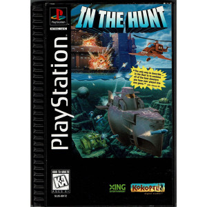 In The Hunt Video Game For Sony PS1
