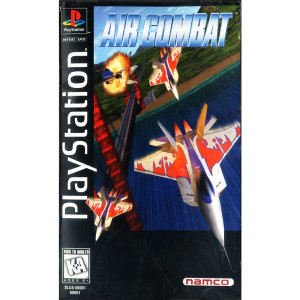Air Combat Video Game For Sony PS1