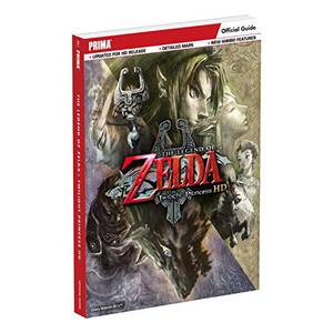 Legend of Zelda: Twilight Princess HD Prima Official Game Guide For Nintendo Wii U