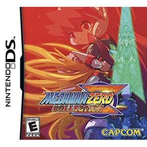 Mega Man Zero Collection Video Game For Nintendo DS