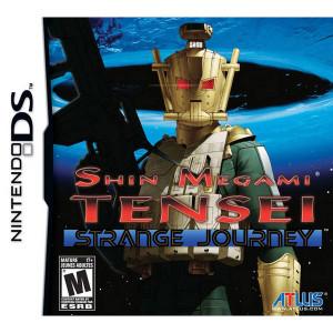 Shin Megami Tensei Strange Journey Video Game For Nintendo DS