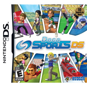 Deca Sports DS Video Game For Nintendo DS