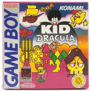 Kid Dracula Video Game For Nintendo GameBoy