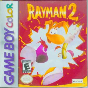 Rayman 2 Video Game For Nintendo GBC