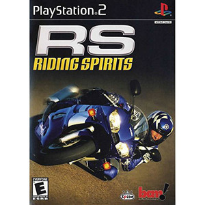 RS Riding Spirits Video Game For Sony PS2