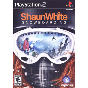 Shaun White Snowboarding Video Game For Sony PS2