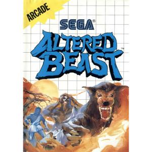 Altered Beast Video Game For Sega Master System
